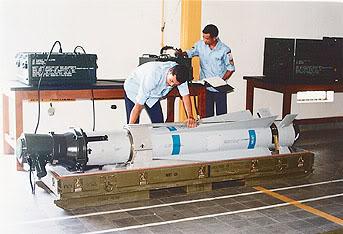 Uji kalibrasi pada AGM-65G TNI AU