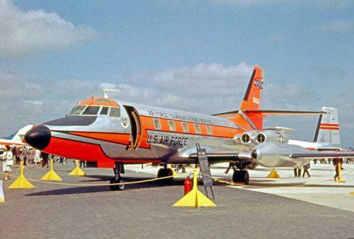 Lockheed C-140A