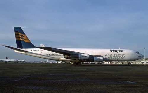 Merpati Nusantara Airlines Cargo