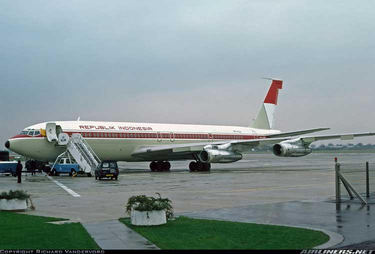 Saat masih menjadi pesawat Pelita Air Service.