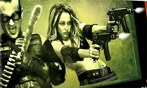 """Tampil sebagai senjata utama dalam film """"Smokin Aces 2."""""""