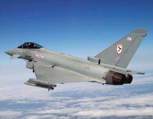 Typhoon AU Inggris tanpa CFT