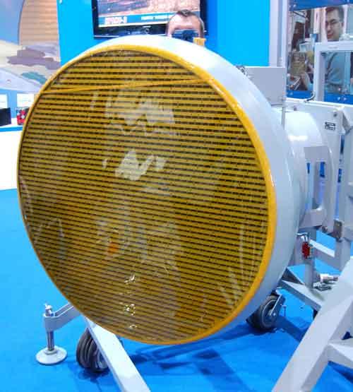 Radar Irbis-E