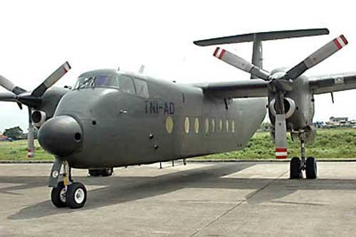 DHC-5 Buffalo milik TNI AD.