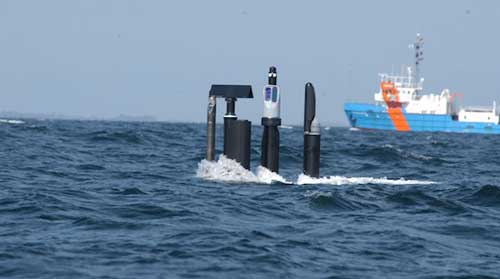 Colombia_Submarine209_Mast