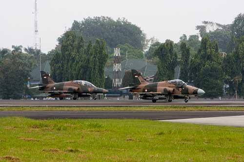 Hawk 209 dan Hawk 109.
