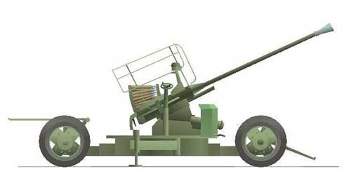 M1939_M-1939_61-K_37mm_anti-aicraft_automatic_air_defense_gun_Russia_Russia_army_line_drawing_blueprint_001