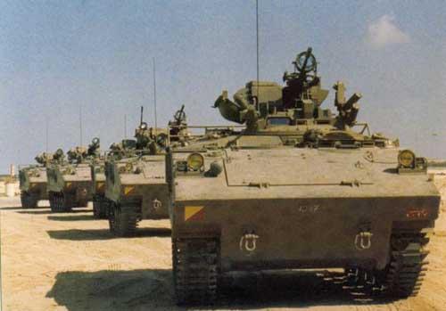 AMX-10P milik Uni Emirat Arab.