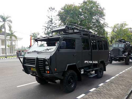 Oka 4x4 Kopassus TNI AD. (Foto: Ipenk666/Kaskus)