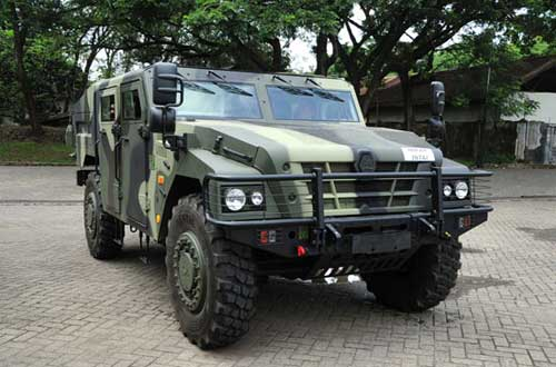 Elang Recon Vehicle