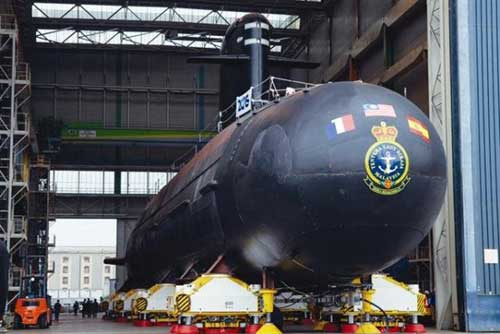 Image result for Malaysia beli kapal selam