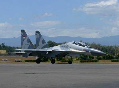 Jet tempur kebanggaan, Sukhoi Su-30MK2 juga telah menjadi korban GPS jamming.