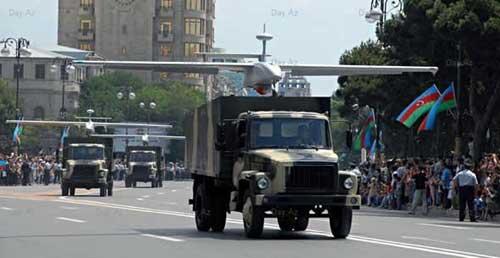 Aerostar juga mudah di mobilisasi dengan truk.
