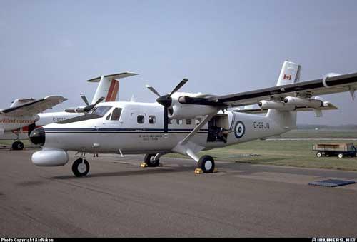 Selain digunakan Kanada, Twin Otter MPA jiuga digunakan Vietnam.