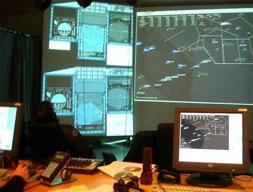 Ilustrasi ruang Kodal.