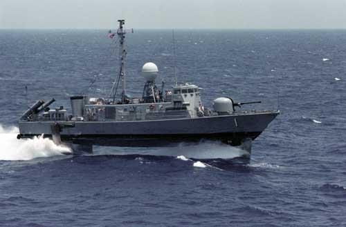 USS Pegasus.