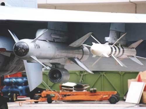 Kh-59M dan rudal R-27