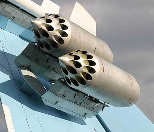 B-8 Launcher pod.