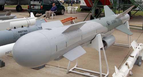 Kh-59MK2, versi serang darat dengan sistem fire and forget.