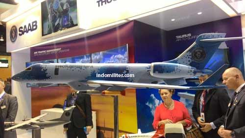 Swordfish Bombardier Global 6000 Jet