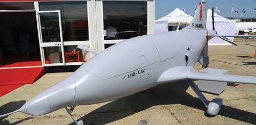 LH-10 dalam versi drone (LH-D).