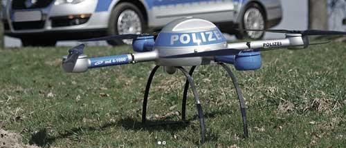 Digunakan oleh Kepolisian Jerman.