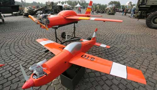 Target Drone-Elang