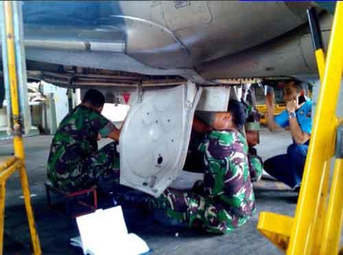 Loading Camera pod Vicon 70 di Hawk 209.