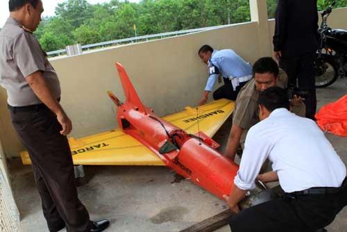 Drone-Target-Banshee-Milik-Asing-Jatuh-di-Kepulauan-Riau-2-e1459450691516