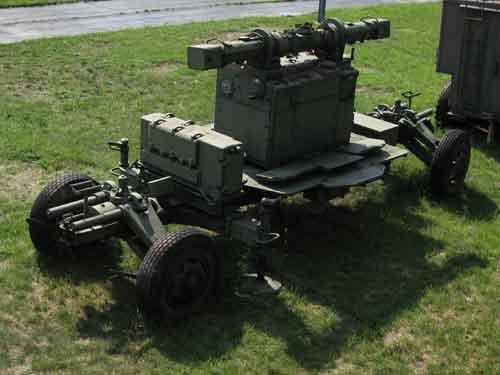 Melengkapi Puazo FCS, ada radar surveillance Son-9.
