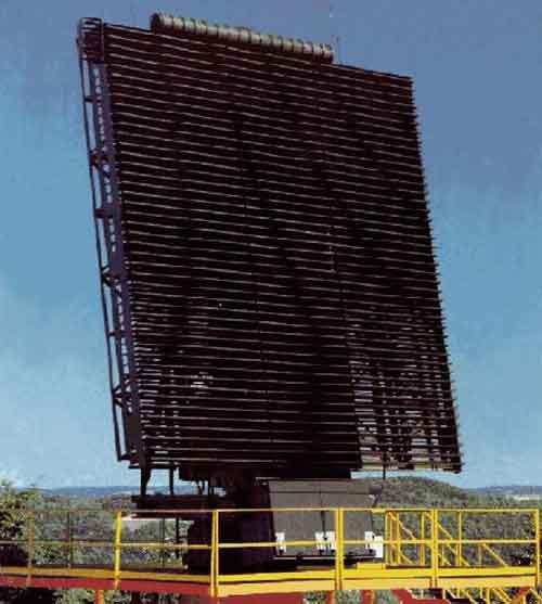 Radar AN/FPS-117.