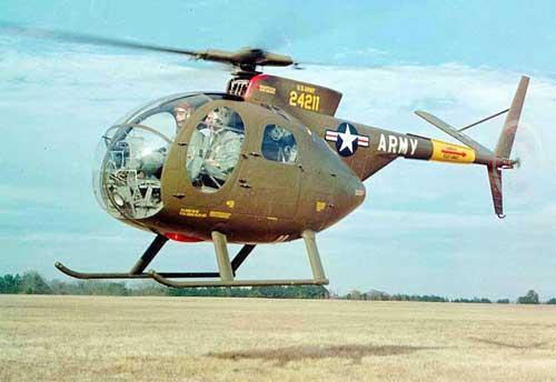 OH-6A Cayuse.