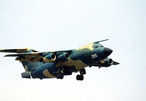 BAe-146 STK di Paris Airshow 1994.