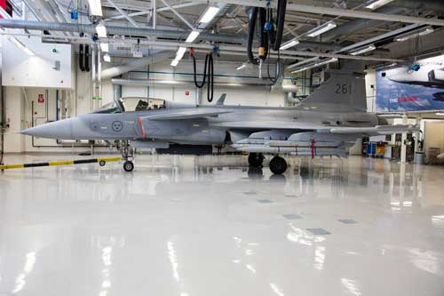 Gripen C (single seat)