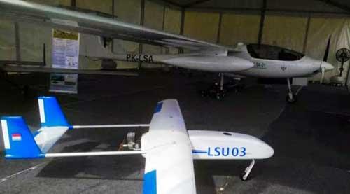 LSU-03 generasi pertama.