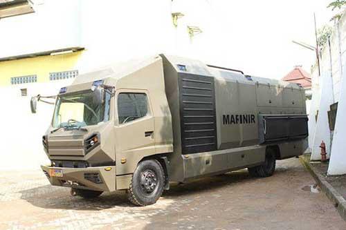 Truck-Ganila