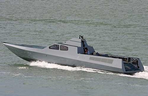 VSV milik satuan elite SAS Inggris.