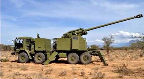 Nora B52 milik AD Kenya.