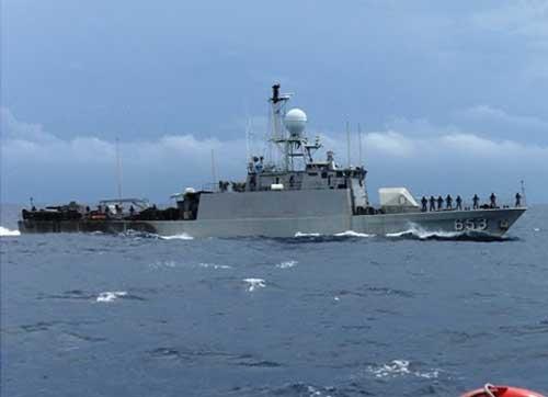 KRI-Ajak-653-Akan-Gelar-Uji-Coba-Penembakan-Torpedo-SUT---Kabar-Militer
