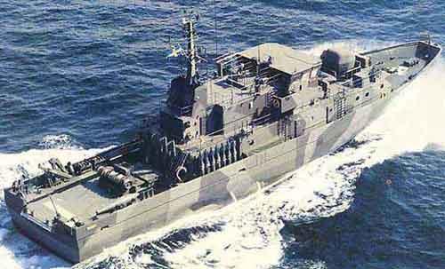 MCMV 47 (Landsort Class).