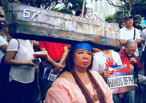 """Bagi Fiilpina, Sierre Madre seolah menjadi """"flagship."""""""