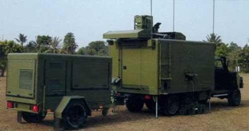 Kobra Command Vehicle