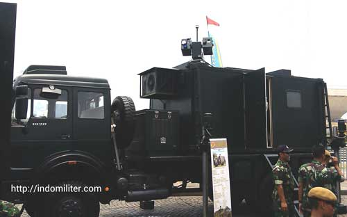Kendaraan BCCV pada baterai Giant Bow.