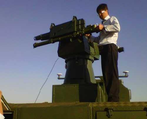 Rudal QW-3