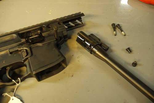 Style control khas M16/M4.