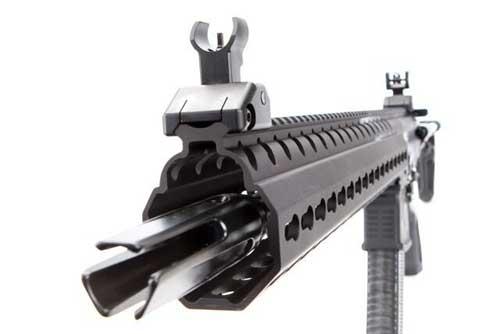 SIG MPX-C (Carbine Variant).