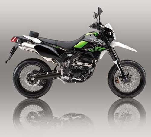 kawasaki-d-tracker-x-250-hijau